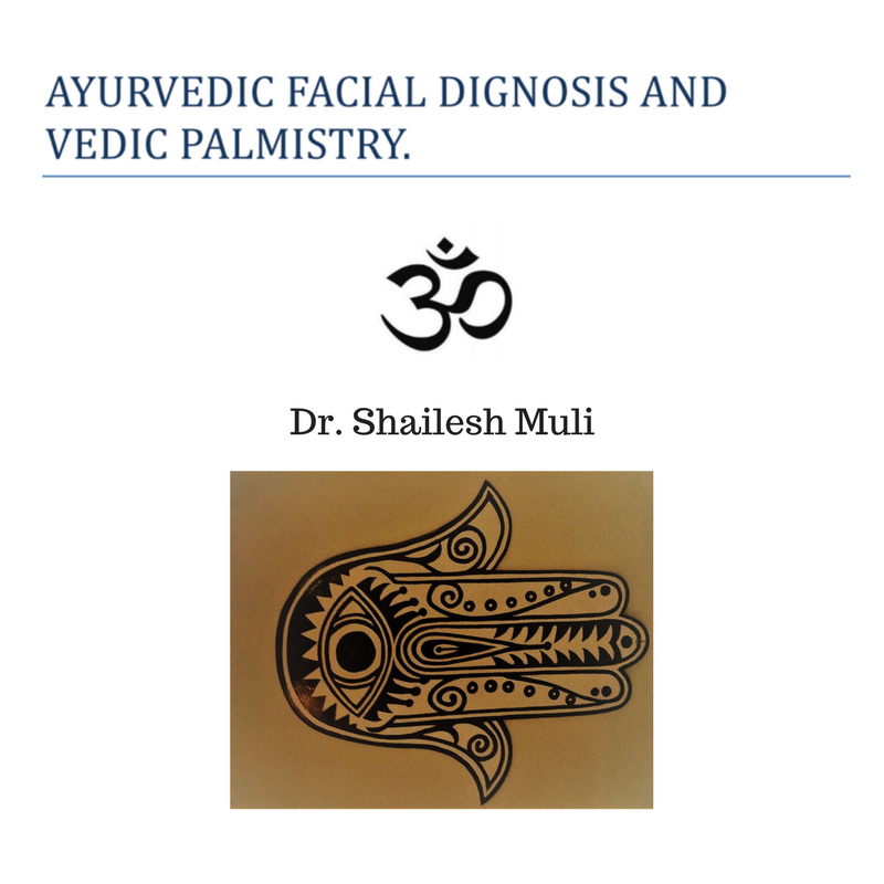 Facial Diagnosis and Vedic Palmestry